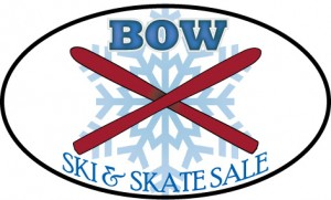 Ski and Skate Sale @ Bow Community Center